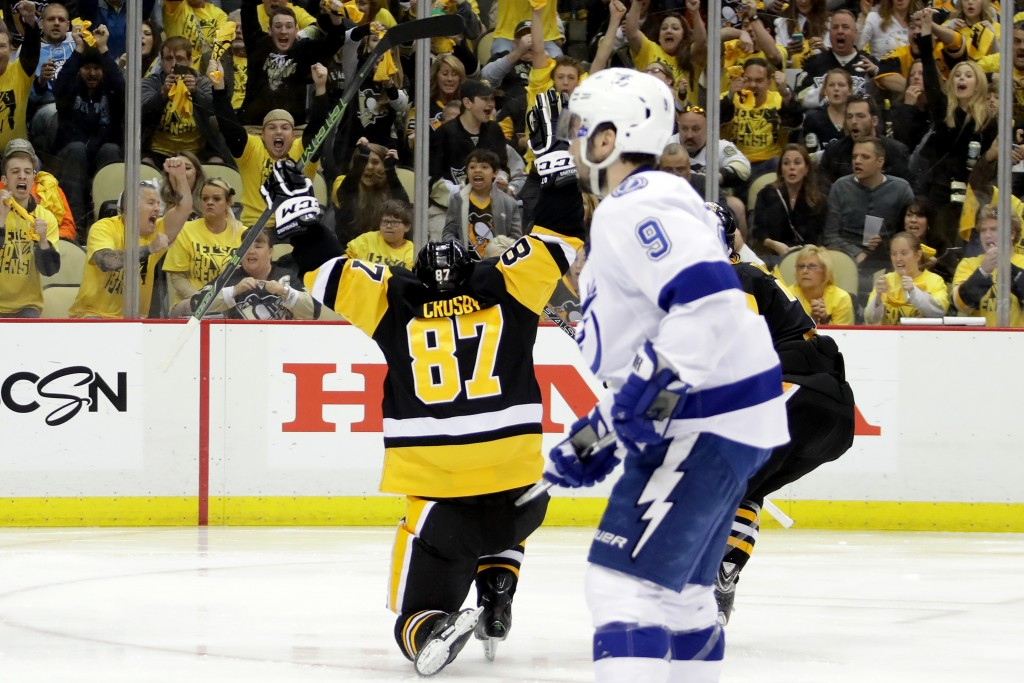 The Cheat Sheet Thunder Take Game 1 Crosby Ot Winner