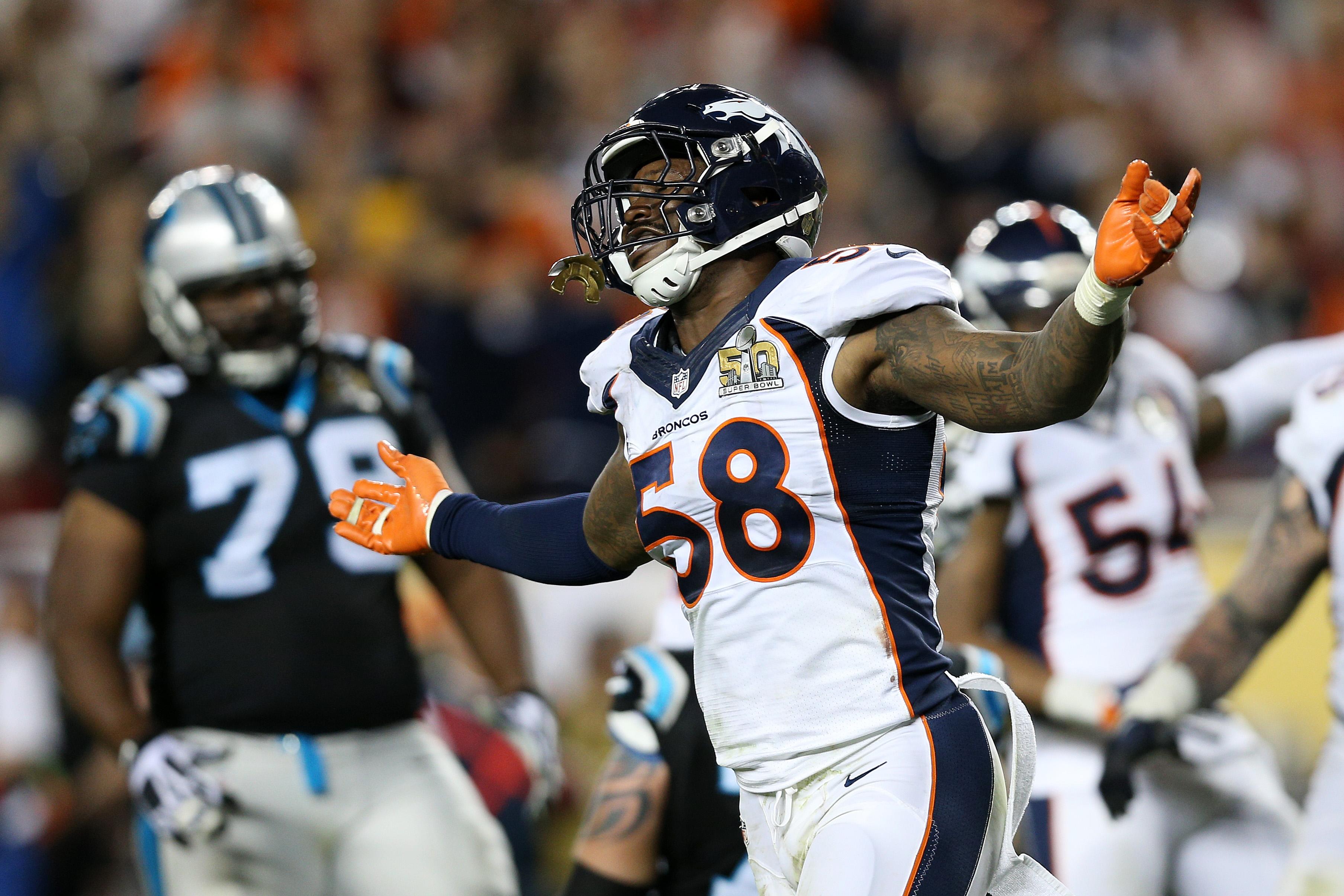 How Fletcher Cox could end the Von Miller Denver Broncos