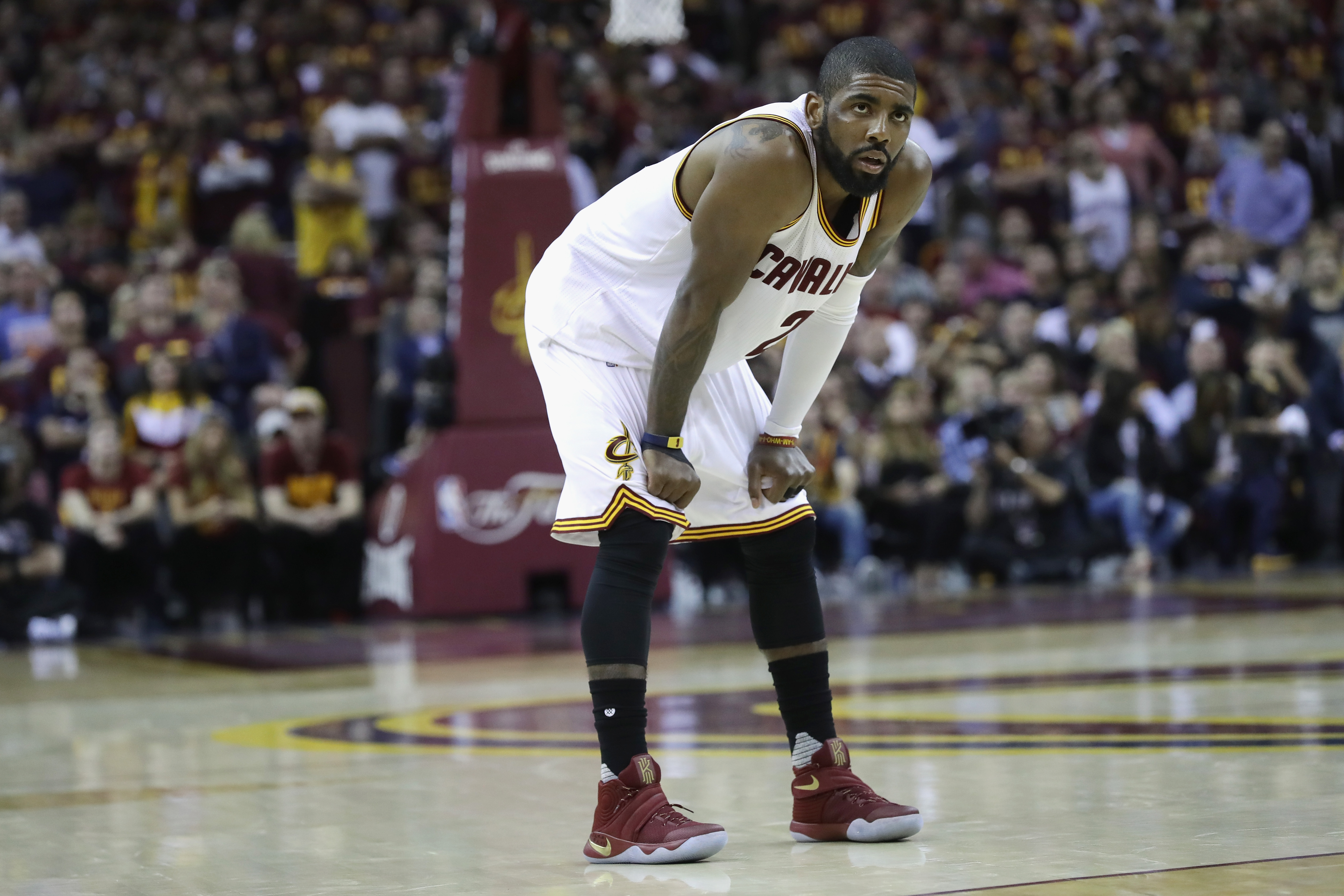 The highs and lows of Kyrie Irving as the NBA Finals hang in the balance