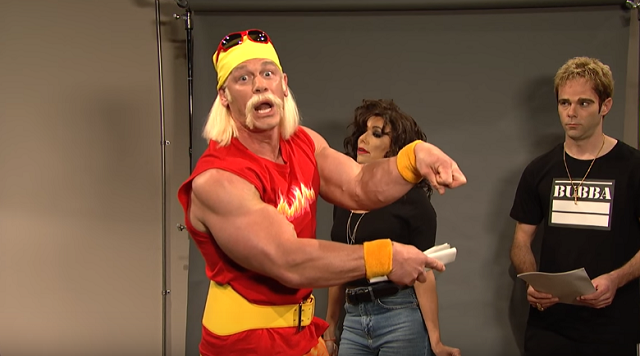 VIDEO: John Cena plays Hulk Hogan in NBC parody of sex ...