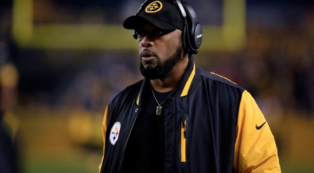 Pittsburgh Steelers' DeAngelo Williams