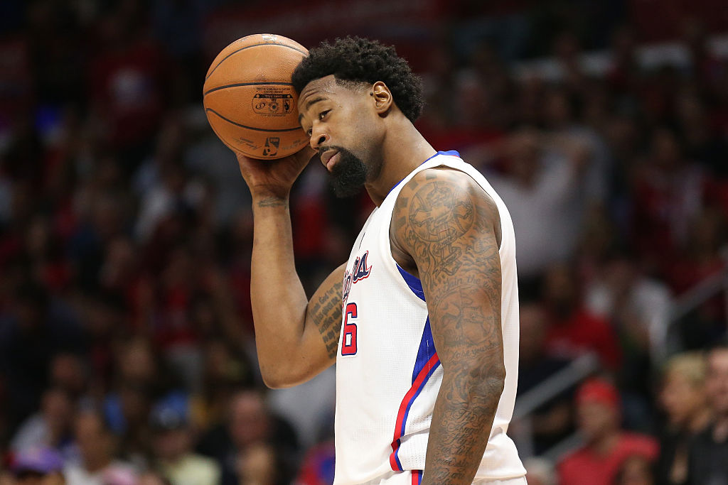 Clippers exploring trade market for DeAndre Jordan