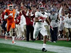 Alabama kickoff return