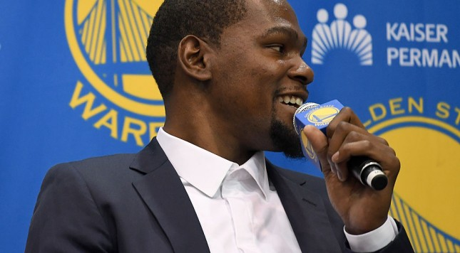 Knicks GM: Why we're encouraged after Kevin Durant strikeout