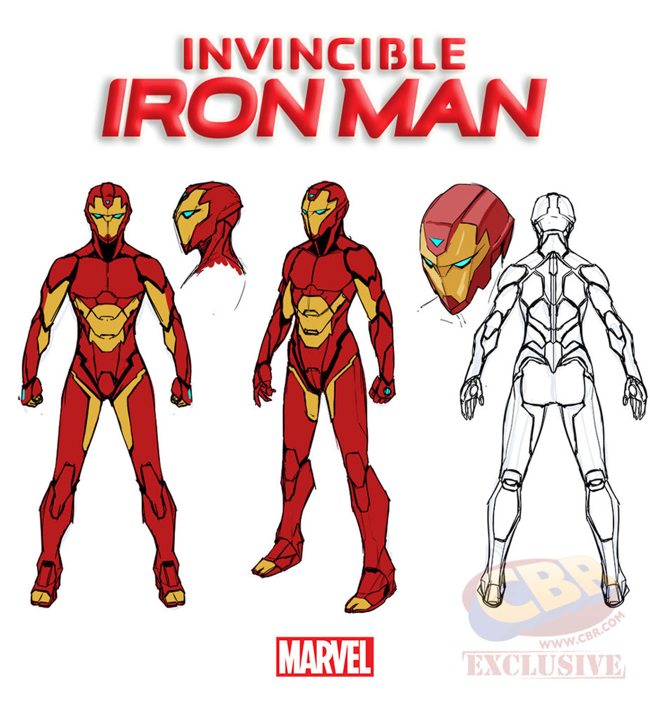 TONY STARK 'Out', New IRON 'MAN' in for Marvel NOW!