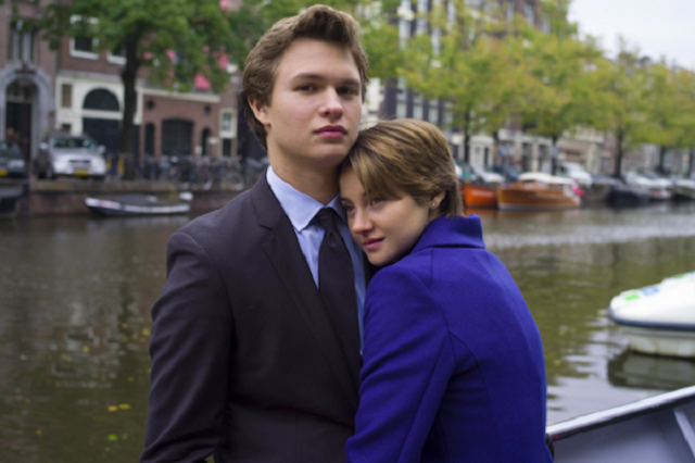 Fault In Our Stars Actors Hookup