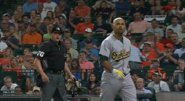 Coco Crisp: Coco Crisp suspended for one game