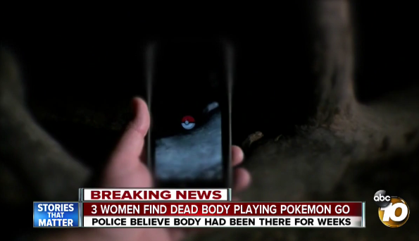 Body found in Nashua by NH Pokemon Go players, witnesses say