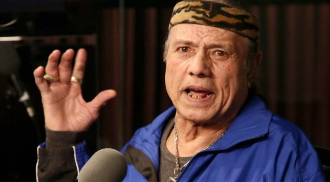 Concussion lawsuit plaintiff Jimmy Snuka