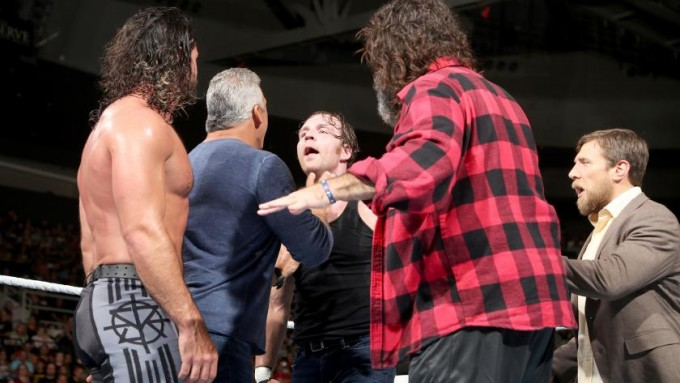 Wwe Raw Reaction July 18 Wwe Title Match Ends In Controversy New