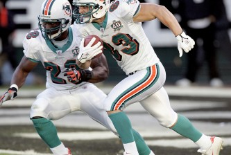 Miami Dolphins vs Oakland Raiders - November 27, 2005