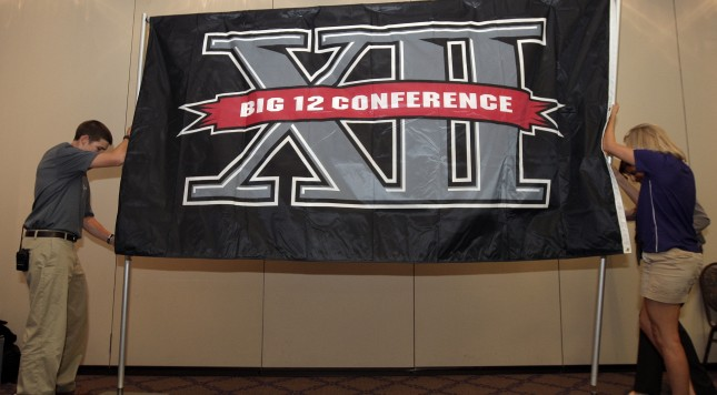 Big 12 no longer considering East Carolina for expansion