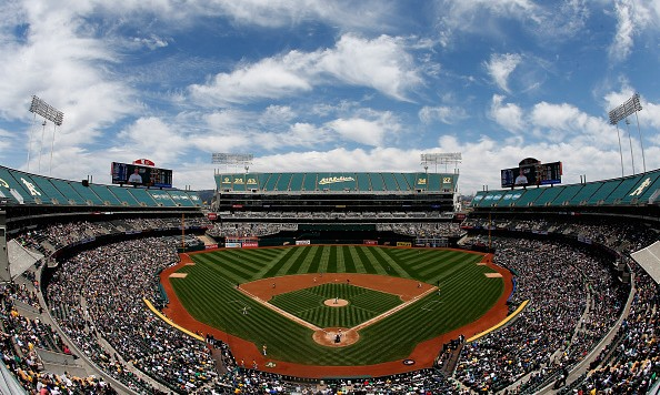 Oakland A's suspend coach after finding hidden camera