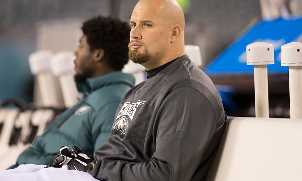 Amid Lengthy Suspension Reports, Eagles Lineman Lane Johnson Claims Innocence