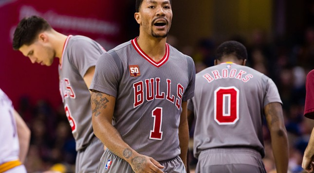 Derrick Rose: Knicks have chance to win every game