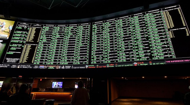 Loses again in quest to bring sports betting to state