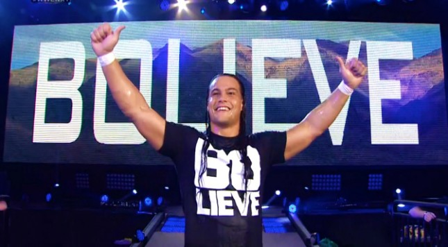 Bo Dallas Arrested After Weekend Incident at Airport