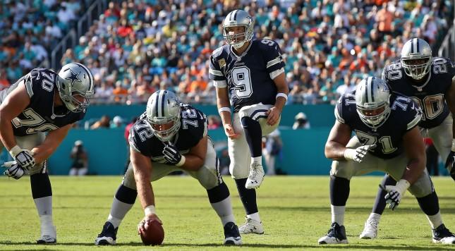 Miami Dolphins struggle in 41-14 loss to the Dallas Cowboys