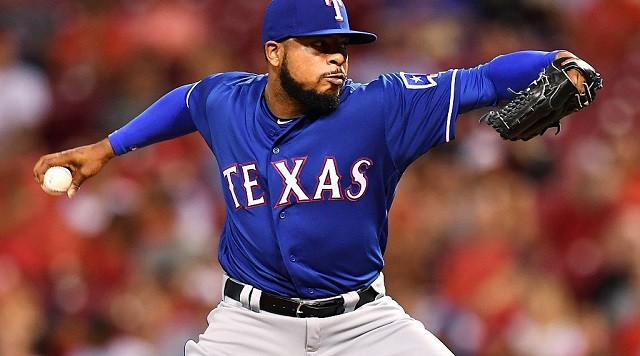 Texas Rangers' Jeremy Jeffress Arrested In Dallas