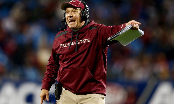 Jimbo Fisher plans on being at Florida State for 'a long time'