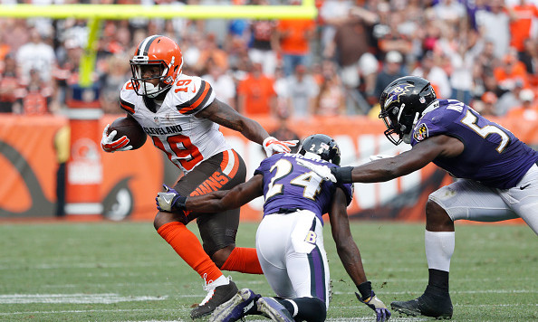 Browns: WR Corey Coleman expected to return in four to six weeks