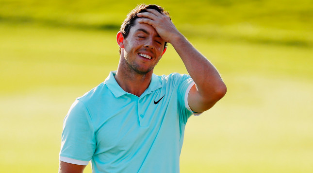 McIlroy beats Johnson to snatch FedEx Cup