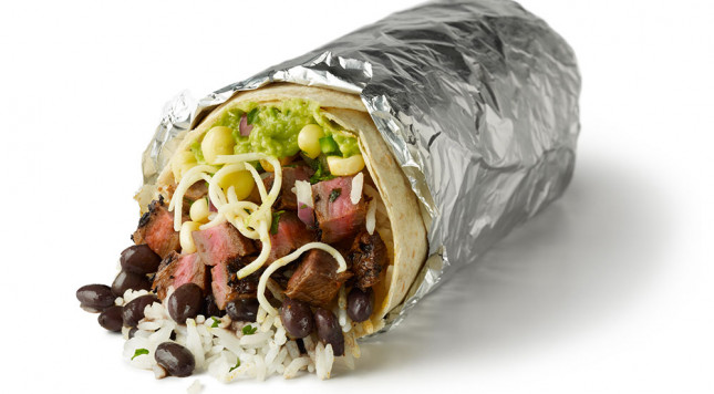 Sickened Chipotle Customer Gets 'a Couple Dozen' Burritos as Part of Settlement