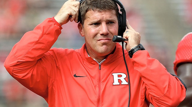Rutgers coach Ash faces former employer Meyer in Columbus