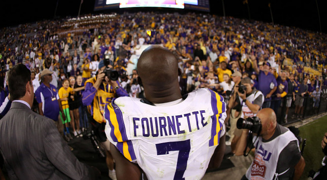 LSU Game Rescheduled for November  19 in Baton Rouge