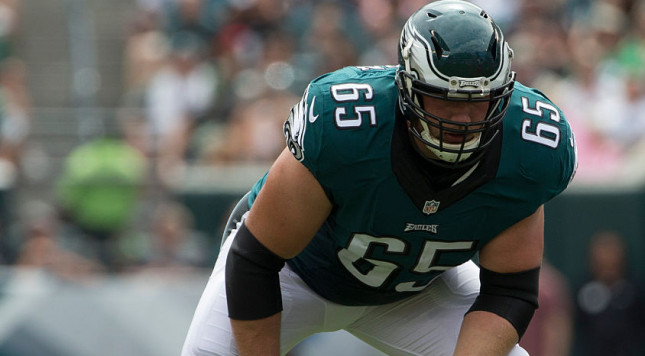 Eagles' Lane Johnson suspended 10 games after appeal is denied, per report