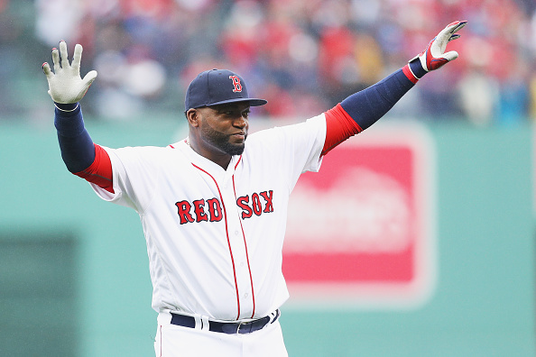 David Ortiz Cries as Red Sox Honor Legend During Jersey Retirement Ceremony