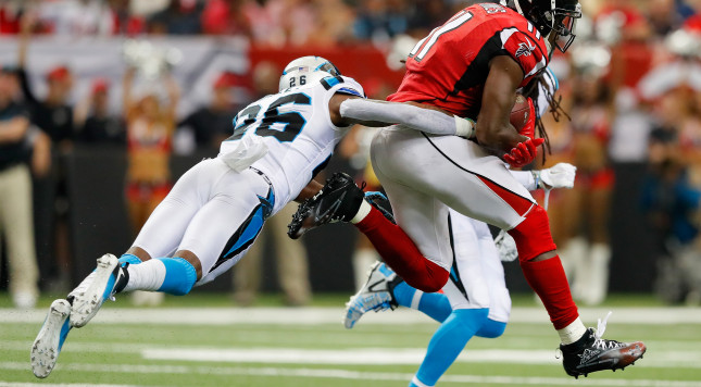 Carolina Panthers cut starting cornerback Bene Benwikere
