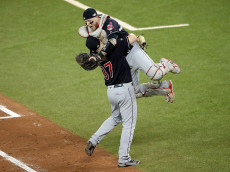 Cleveland Indians AL champions