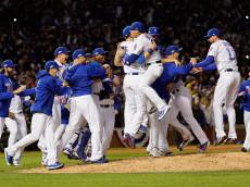 Cubs NL pennant win