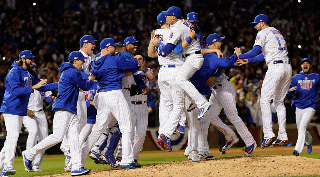Image result for cubs win nl