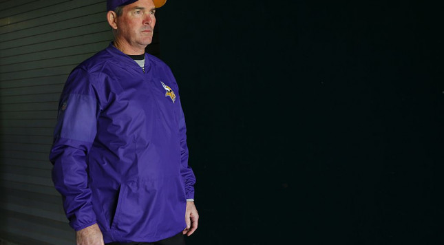 Vikings aim to bounce back in Chicago