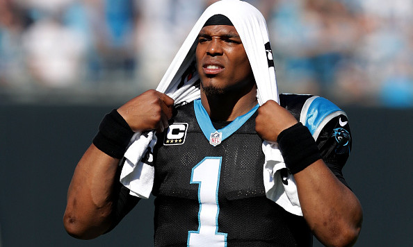 Cam Newton Rips NFL Referees: 'I Don't Even Feel Safe'
