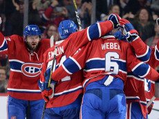 MONTREAL, QC - OCTOBER 24: of the Montreal Canadiens of the Philadelphia Flyers  in the NHL game at the Bell Centre on October 24, 2016 in Montreal, Quebec, Canada. (Photo by Francois Lacasse/NHLI via Getty Images) *** Local Caption ***