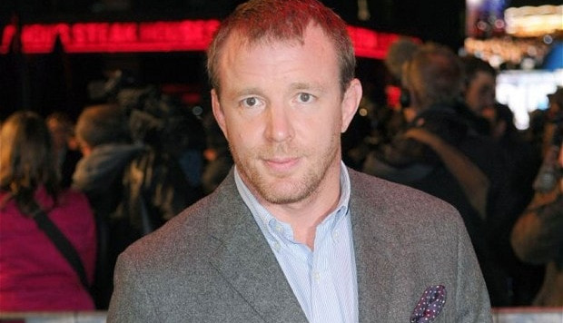 Guy Ritchie in Talks to Direct Disney's Live-Action Aladdin Remake