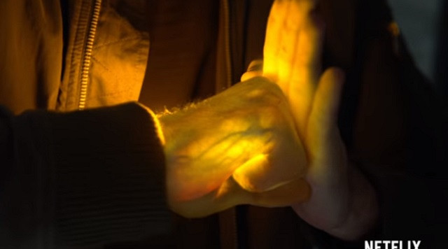 Gaze into the fist of Rand -- Danny Rand, that is!