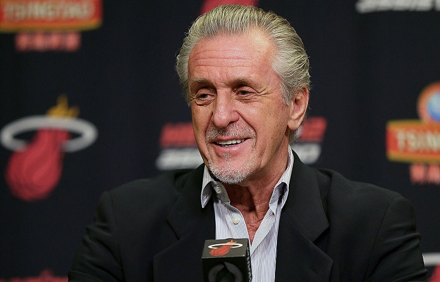 Pat Riley's inability to maintain super-team shows NBA players have ... Quotes About Falling Apart