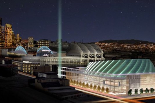 Investor group offering to pay for NBA arena in Seattle