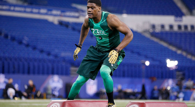 NFL's Randy Gregory Fails Drug Test Again