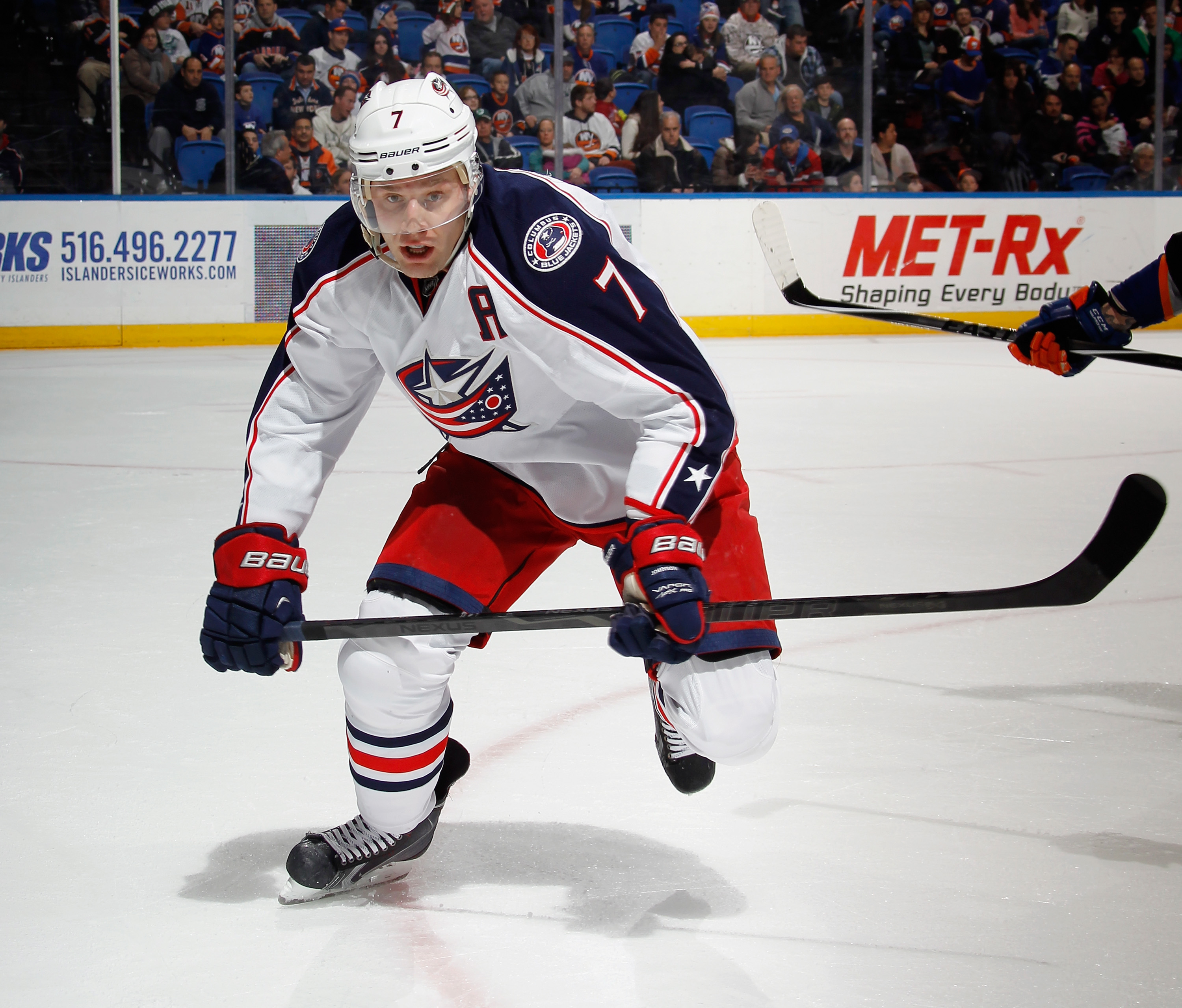 Blue Jackets' Jack Johnson almost out of the woods after his ...