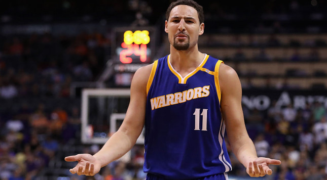 Ex-NBAer has ridiculous source for Klay Thompson trade rumors