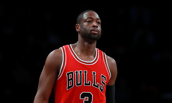 Dwyane Wade: I haven't talked to Pat Riley since leaving Miami