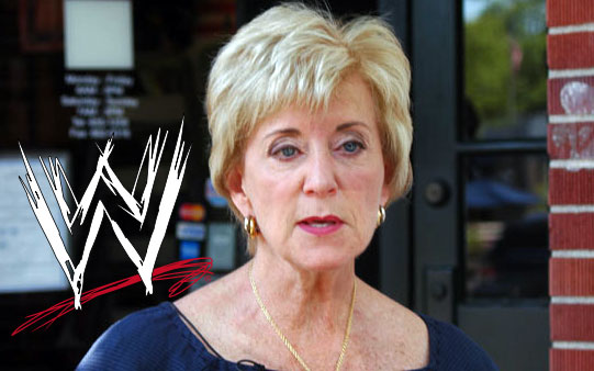 Linda McMahon in consideration for Donald Trump's cabinet