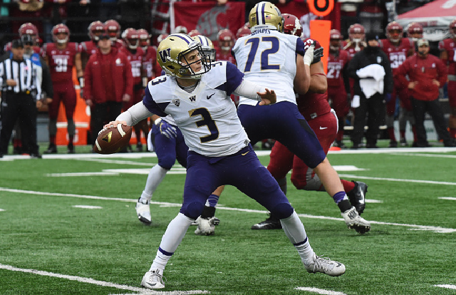 College football top 25 predicting week 13 rankings washington in