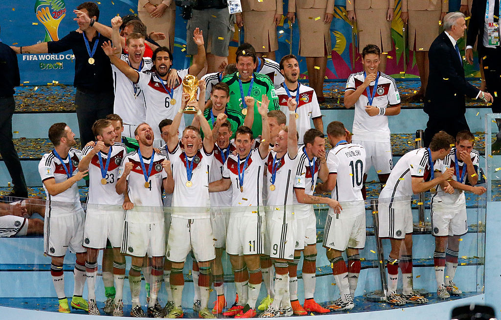 Germany World Cup champions