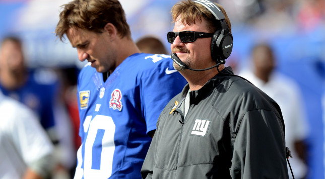 League penalizes Giants, McAdoo for walkie-talkie use